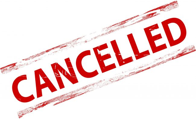 May Upcycled Art Classes Canceled