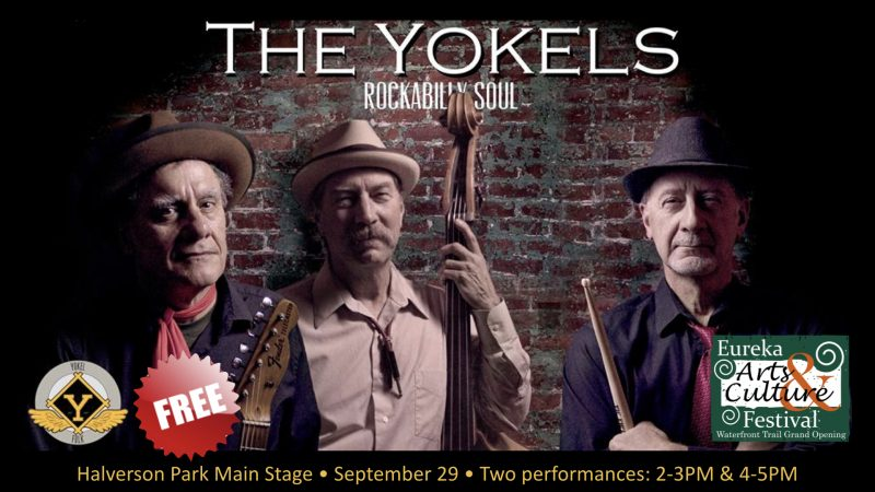 UPDATE: Yokels Rockabilly Group New Performance Times