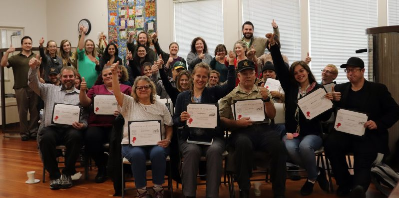 City of Eureka Celebrates Another Successful Employment Workshop
